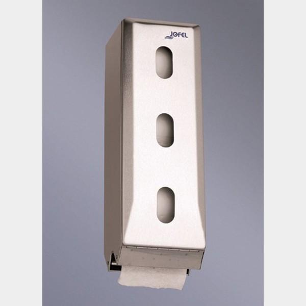 Portarrollos papel higienico tripe clasica tot maquinaria for Portarrollos papel higienico